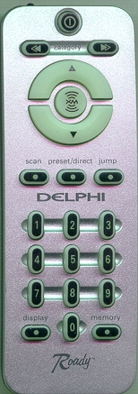 DELPHI SA10042 Refurbished Genuine OEM Original Remote
