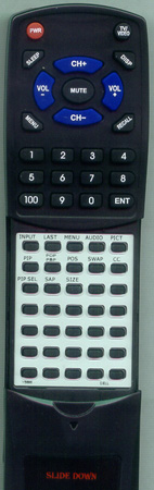DELL Y5686 Custom Built Redi Remote