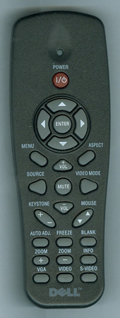 DELL 421-1346 IR2804 Genuine OEM original Remote