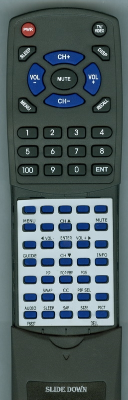 DELL F6827 Custom Built Redi Remote