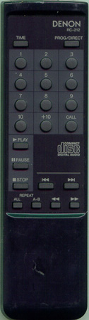 DENON 4990113003 RC212 Genuine  OEM original Remote
