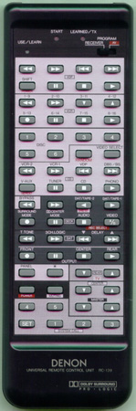DENON 4990204006 RC-139 Genuine OEM original Remote