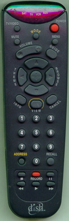 DISH NETWORK 123470984-AE Genuine  OEM original Remote