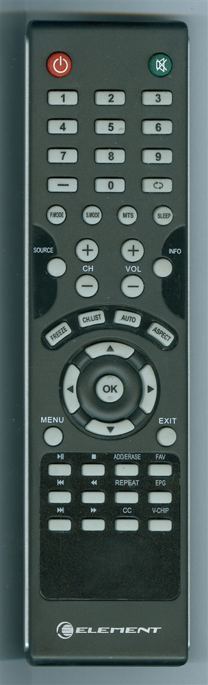 ELEMENT JX8036A Genuine  OEM original Remote