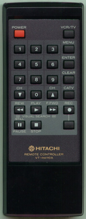 HITACHI 5614271 VTRM110A Genuine OEM original Remote