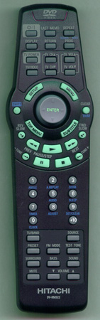 HITACHI 6450519345 DVRM522 Genuine  OEM original Remote
