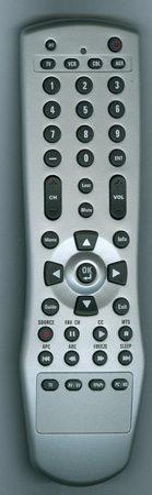 HITACHI 66700BA0-028-R Genuine OEM original Remote