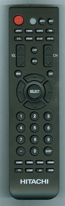 HITACHI 153570 Genuine  OEM original Remote