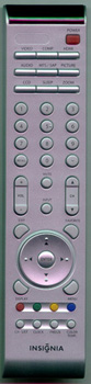 INSIGNIA 32-24640 NSL42P Genuine  OEM original Remote