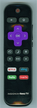 INSIGNIA 06-518W21-BY03X Genuine OEM original Remote
