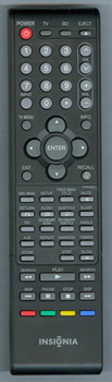 INSIGNIA 076R0QS011 Genuine OEM original Remote