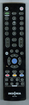 INSIGNIA 098GRABD6NEBYA RC410 Genuine OEM original Remote