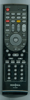 INSIGNIA 24140800 RC800M Genuine  OEM original Remote