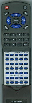 INSIGNIA 1062108 EN-21669I Custom Built Redi Remote