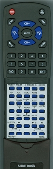 INSIGNIA RMC-STR514 Custom Built Redi Remote