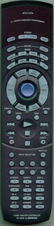 INTEGRA 24140392A RC-392M Genuine  OEM original Remote