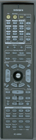 INTEGRA 24140688 RC-688M Genuine OEM original Remote