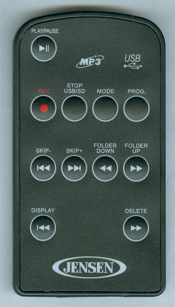 JENSEN JTA460 Genuine OEM original Remote