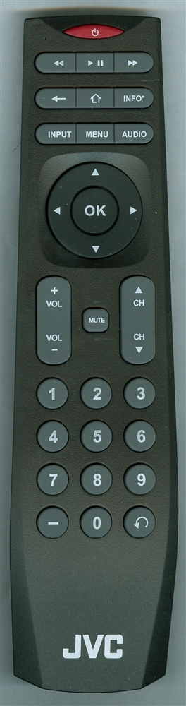 JVC 0980-0306-0121 RMT-JR04 Genuine OEM original Remote