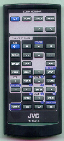 JVC RM-RK241 Genuine OEM original Remote