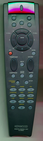KENWOOD A70-1115-05 RC-R0805 Genuine OEM original Remote