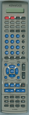 KENWOOD A70-1675-05 RCR0918 Genuine  OEM original Remote