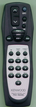 KENWOOD A70-2040-05 RC505 Genuine  OEM original Remote