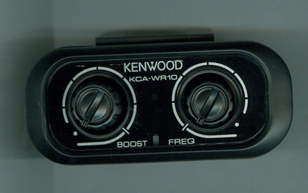 KENWOOD KCA-WR10 KCAWR10 Genuine  OEM original Remote