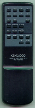 KENWOOD RC-P0200 RCP0200 Genuine  OEM original Remote