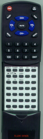 KENWOOD A70-0860-05 CA-R6 Custom Built Redi Remote