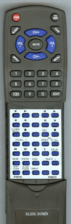 KENWOOD A70-0974-05 RCS0800 Custom Built Redi Remote