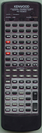 KENWOOD X94-1030-00 RCS0900 Genuine  OEM original Remote