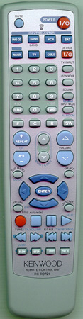 KENWOOD A70-1580-08 RC-R0721 Genuine OEM original Remote