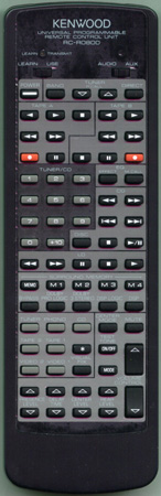 KENWOOD X94-1030-11 RC-R0800 Genuine  OEM original Remote
