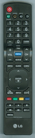 LG AKB72915266 AKB72915266 Genuine  OEM original Remote