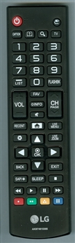 LG AGF76631052 AKB74915305 Genuine OEM original Remote
