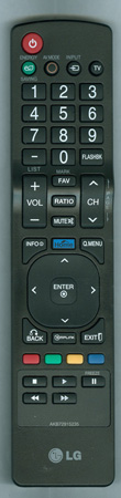 LG AKB72915235 Genuine  OEM original Remote