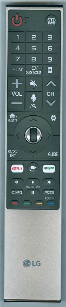 LG AKB75075507 AN-MR700 INFO Genuine OEM original Remote