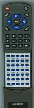 LG AGF76631052 AKB74915305 Custom Built Redi Remote