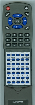 LG AKB75095307 Custom Built Redi Remote