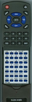 LG COV31736202 Custom Built Redi Remote