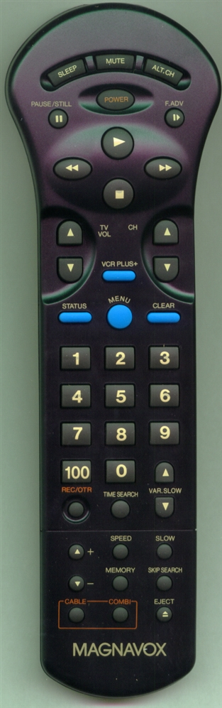 MAGNAVOX 483521837154 UREMT42SR006 Refurbished Genuine OEM Remote
