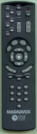 MAGNAVOX CR1650 STARSIGHT Genuine  OEM original Remote