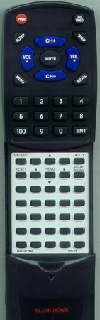 MAGNAVOX 483521917544 00M174DAAA01 Custom Built RediRemote
