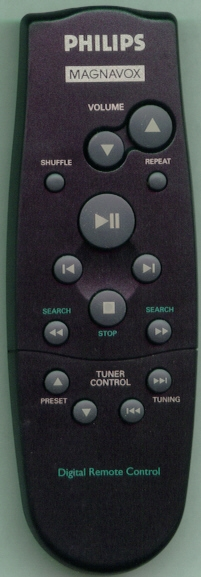 MAGNAVOX 482221910353 Refurbished Genuine OEM Original Remote