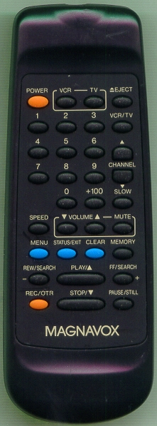MAGNAVOX 483521837182 N9089UD Refurbished Genuine OEM Remote