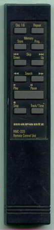 MARANTZ RMC-320 RMC320 Genuine  OEM original Remote