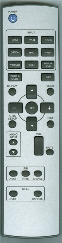 MITSUBISHI RU-DM120 Genuine  OEM original Remote