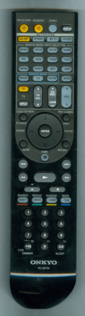 ONKYO 24140807 RC807M Genuine OEM original Remote