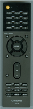 ONKYO 24140911 RC-911R Genuine OEM original Remote